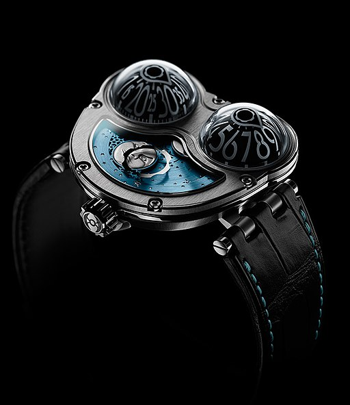 MB&F Moon Machine
