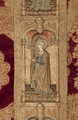 MCC-39546 Rode dalmatiek met aanbidding der koningen, besnijdenis en opdracht in de tempel en heiligen (12).tif