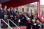 MINISTRO DE DEFENSA PIDE AL EJÉRCITO REFLEXIONAR SOBRE SU MISIÓN EN ASEGURAR SOBERANÍA Y DESARROLLO DEL PAÍS (27429267012).jpg