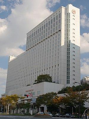 Ōsaka Uehommachi Station - Sheraton Miyako Hotel Osaka