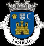 Brasão da freguesia de Mourão