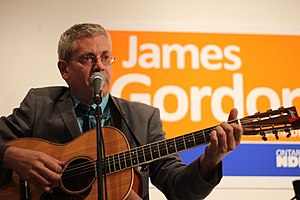 Charlie Angus - Angus in 2012