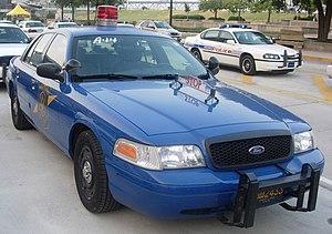 Michigan State Police - Standard MSP Patrol Car