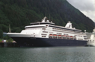 Pacific Eden - Statendam before her second Signature of Excellence upgrades.