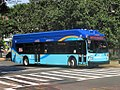MTA (2016 livery, operated by NYC Transit) New Flyer Xcelsior XN40 724 in Washington Heights.jpg