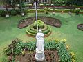 MU Lawns 3 (Behind statue of Sir Cowasjee Jehangir).jpg