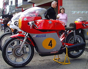 Phil Read - Phil Read's 1974 MV 500