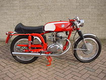MV Agusta 350 Supersport uit 1971