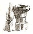 MZK 008 06 Baudenkmale der Stadt Friesach Fig. 21 Stiftskirche St. Bartholomäus - Weihwasserstock.jpg