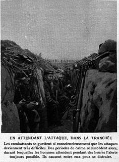 A battle during the First World War