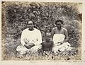 Ma'afu with wife and son, 1861.jpg