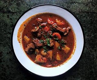 Goulash - Marhagulyás, Beef Goulash