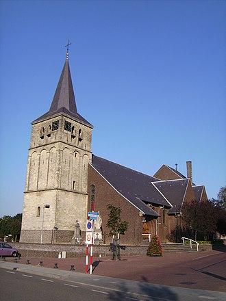 Maasbracht - Image: Maasbracht, kerk 2007 09 22 17.19