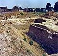 Maastricht, Céramique-terrein na sloop, bastion Parma, westflank.jpg