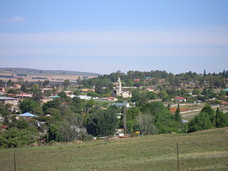 Machadodorp Place in Mpumalanga, South Africa