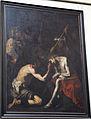 Maestro dell'annuncio ai pastori, cristo deriso, 1610 ca..JPG