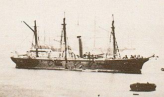 Battle of Chipana - Image: Magallanes 1