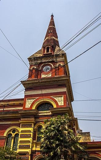 History of the Jews in Kolkata - Magen David Synagogue in Kolkata