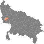 Mahamaya Nagar district