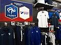 Maillots de l'équipe de France pour le Mondial 2018.jpg
