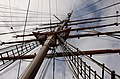 Main-mast of the RRS Discovery, Dundee - geograph.org.uk - 2161627.jpg