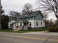 Main Street, Onsted, Michigan (Pop. 909) (14053217022).jpg
