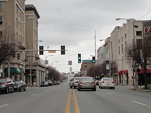 Pine Bluff, Arkansas - Pine Bluff Commercial Historic District, 2011