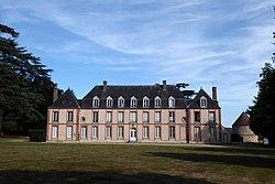 Mairie château Fontaine-la-Guyon Eure-et-Loir France.JPG