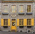Maison Duroy-Leduc, close to Place Royal, Vieux Quebec, Canada.jpg