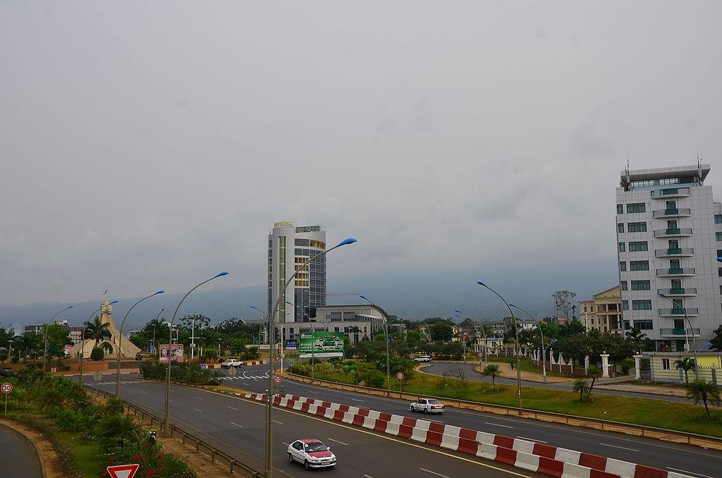 Malabo downtown