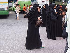 Malays muslims