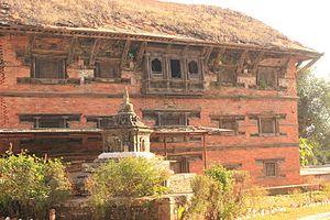 Nuwakot, Bagmati - Image: Malla Palace
