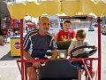 Man and two boys in a cycle rickshaw, Bulgaria - 20121103.jpg