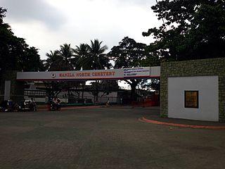 Manila North Cemetery cemetery