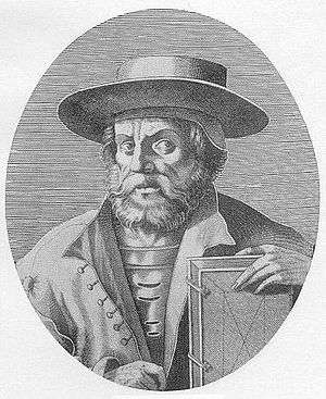 Manuel Chrysoloras - Engraving of Manuel Chrysoloras