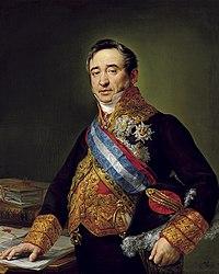 Manuel González Salmón, por Vicente López Portaña (Real Academia de Bellas Artes de San Fernando).JPG