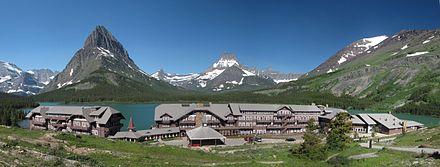 Glacier National Park Hotel Rooms