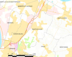 Map commune FR insee code 33397.png