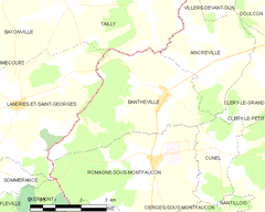 Map commune FR insee code 55028.png