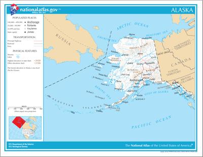 ModuleLocation MapdataUSA Alaska Wikipedia - Alaska map in usa