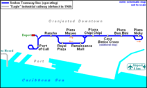 Map of Oranjestad Streetcar.png