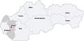 Map slovakia zelenec.png