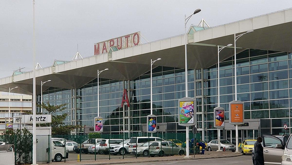 Maputo airport