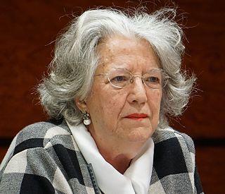 María Ángeles Durán Spanish scientist and sociologist