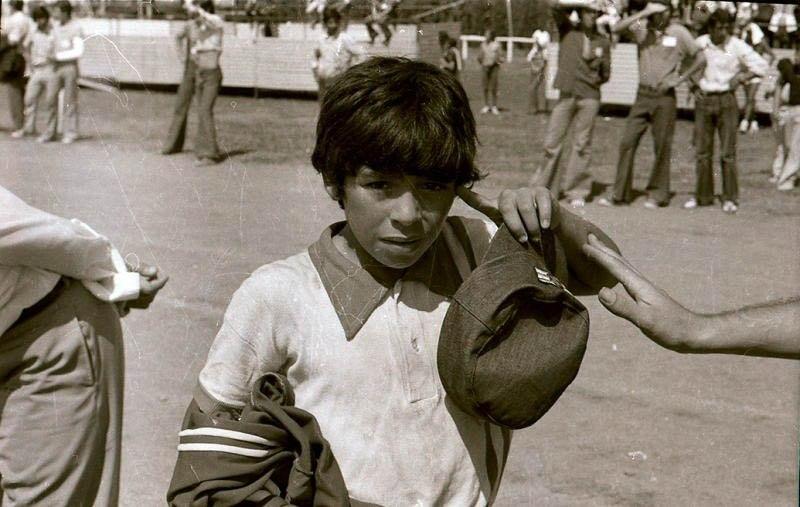 Maradona torneos evita