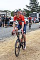 Marcel Sieberg of Bahrain Merida after the finish of Stage 3 in Morgan Hill (48068914168).jpg