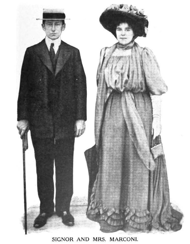 Marconi portrait
