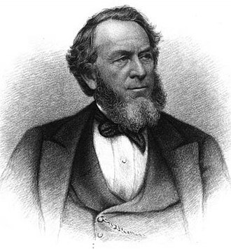 New Jersey's 6th congressional district - Image: Marcus Lawrence Ward (1812 1884) circa 1860