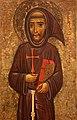 Margaritone d'arezzo, san francesco, xiii secolo, da s. francesco 02.jpg