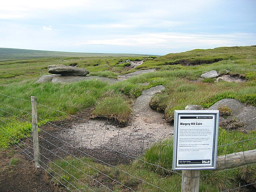 Margery Hill cairn